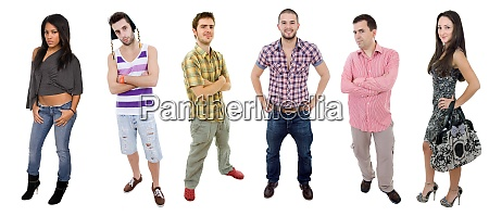 group without couple without pair without