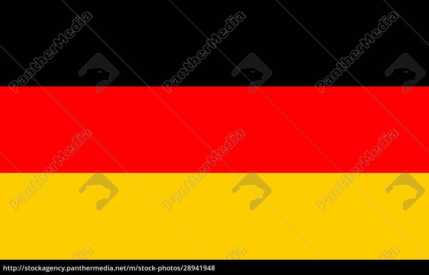 deutsche, flagge - 28941948