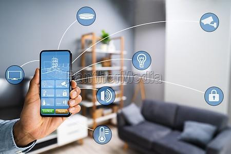 smart home automatisierungstechnologie
