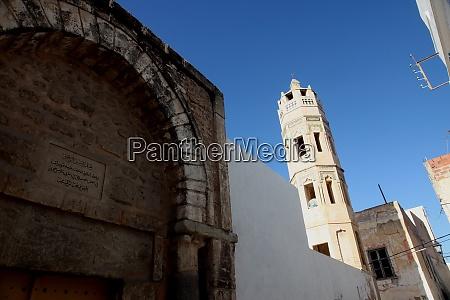 tunesien sousse moschee