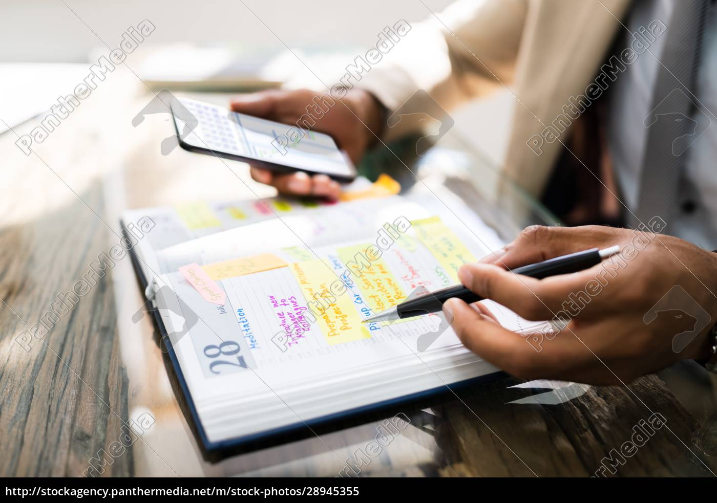 african, man, organisation, terminkalender, zeitplan - 28945355
