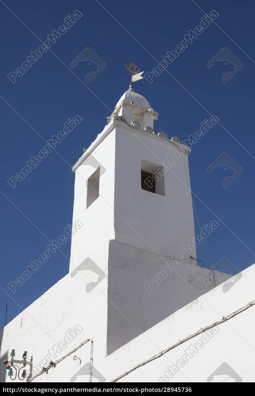 tunesien-sousse-moschee - 28945736