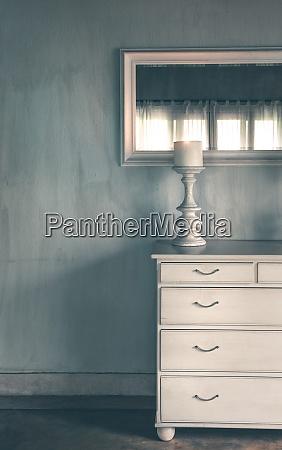 vintage stil zimmer dekor weisse moebel