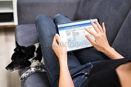 online banking mit internet bank app