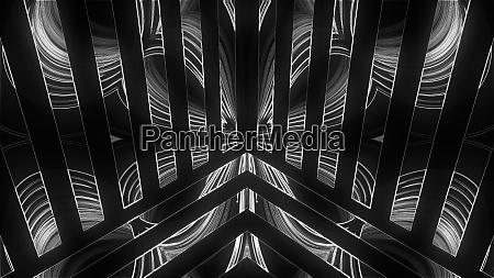 lichter zeigen abstraktion mit leuchtendem effekt