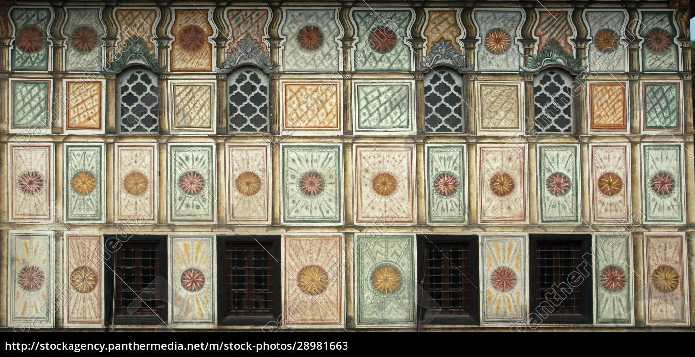 aladza, painted, mosque, , tetovo, , macedonia - 28981663