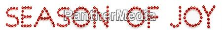 rote weihnachten ball ornament gebaeude wort