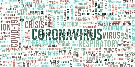 coronavirus hintergrund