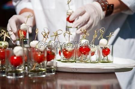 food catering konzept