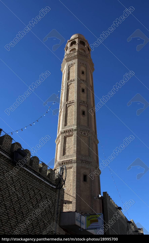tunisia-tozeur, mosque - 28995700