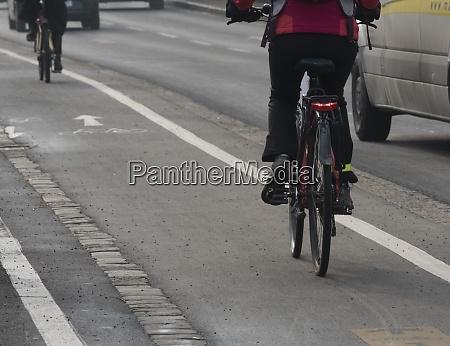 radweg, zum, fahren, mit, dem, fahrrad - 28997803