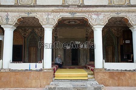 aladza, gemalt, moschee, tetovo, mazedonien - 29013517