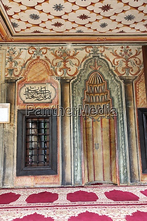 aladza, gemalt, moschee, tetovo, mazedonien - 29013518