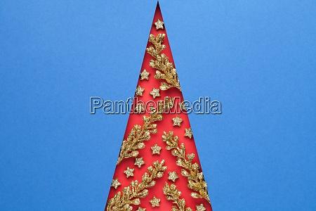 eleganz minimal weihnachtsbaum