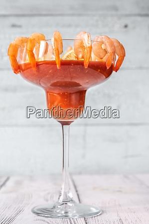 garnelen cocktail