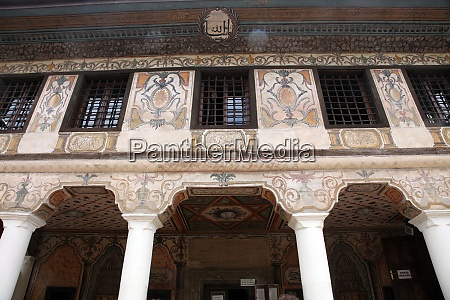 aladza gemalt moschee tetovo mazedonien