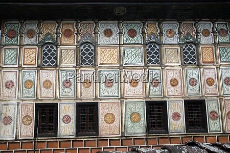 aladza, gemalt, moschee, tetovo, mazedonien - 29019671