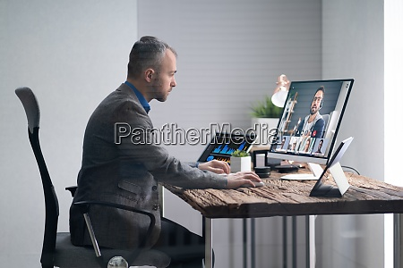 video konferenzanruf webinar