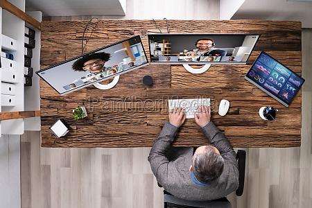 webinar fuer elearning video konferenz