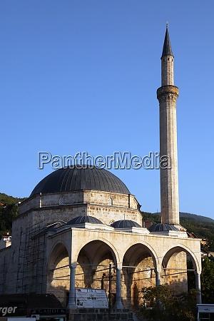 sinan-pascha-moschee, prizren, kosovo - 29025475