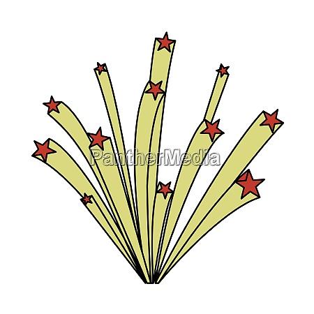 feuerwerkssymbol