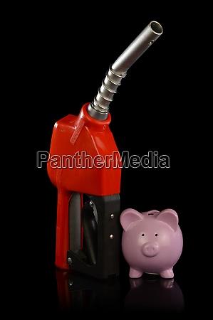 gaspumpeneinsparungen