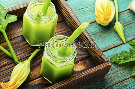 gruener detox smoothie