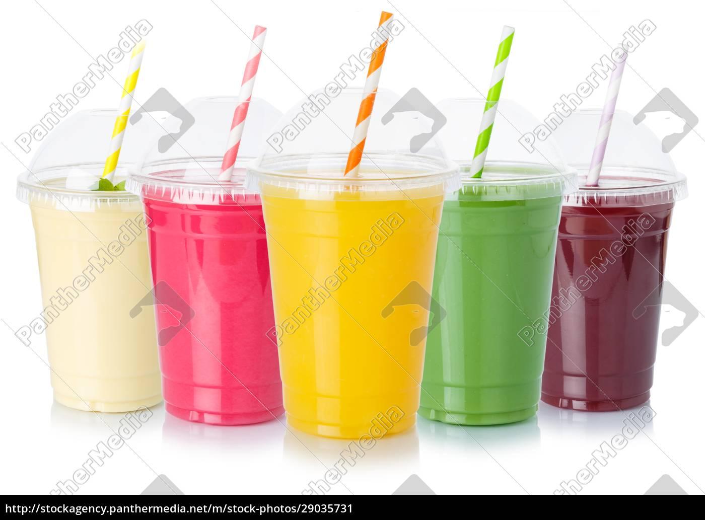 sammlung, von, fruchtsaft, getränk, getränke, gesunde - 29035731