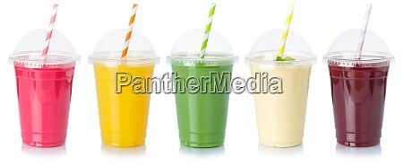 sammlung, von, fruchtsaft, trinken, getränke, in - 29035708