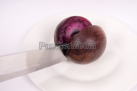 caimito frucht