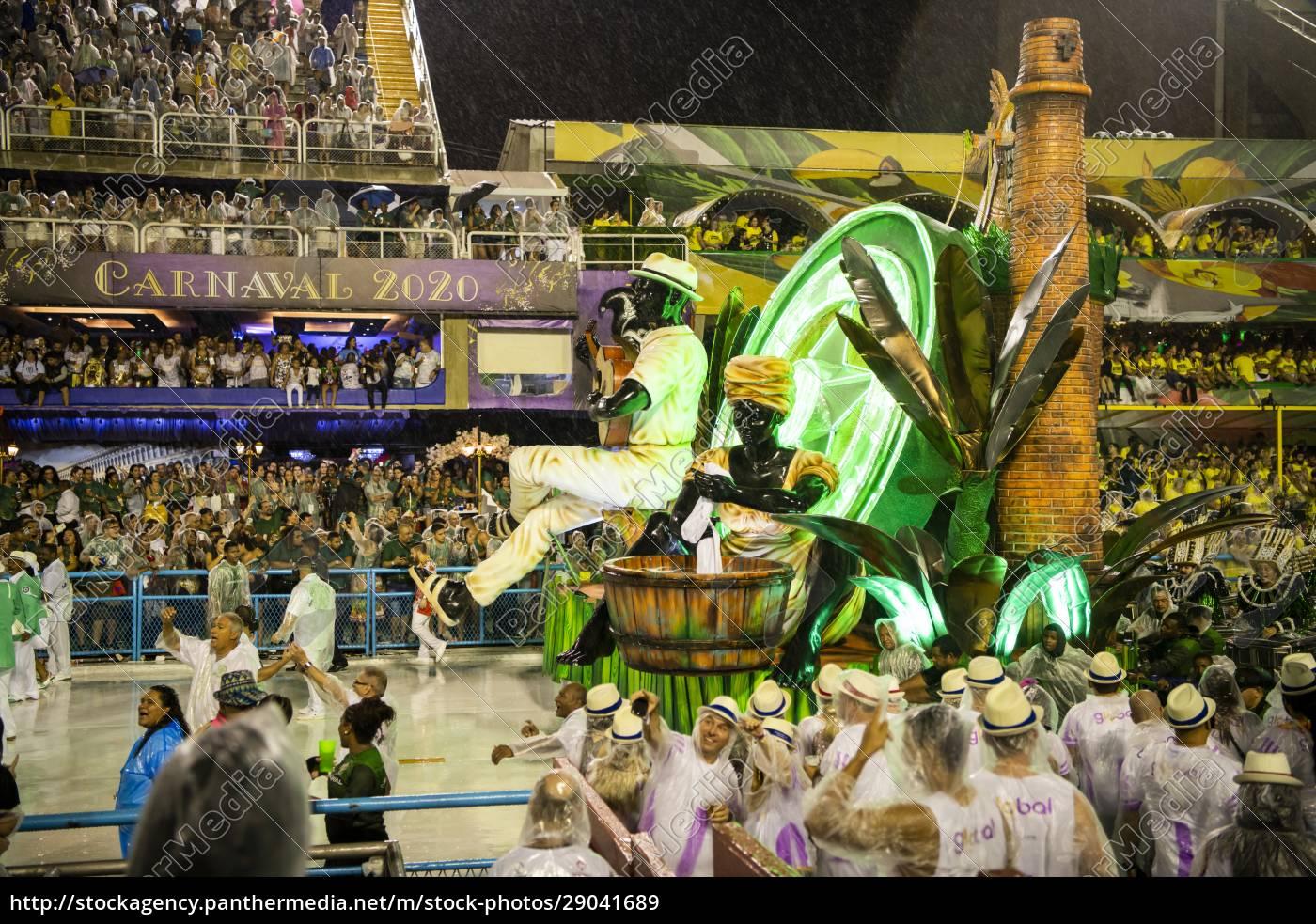 samba, parade, bei, der, 2020, karneval, champions - 29041689