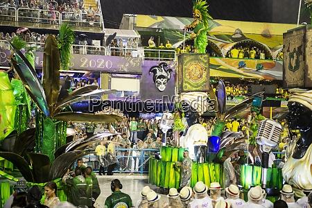 samba, parade, bei, der, 2020, karneval, champions - 29041695