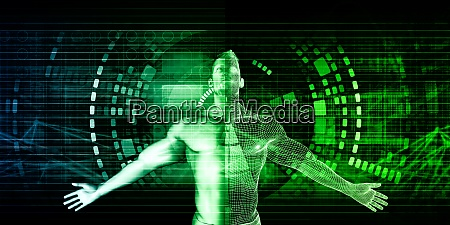 technologie, abstract - 29041413