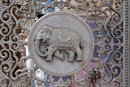 babu amichand panalal adishwarji jain tempel