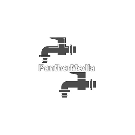 faucet, , icon, design, template - 29045732