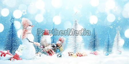 frohe weihnachten und glueckliches neues jahr