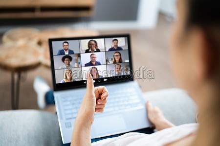 live elearning video konferenz webinar