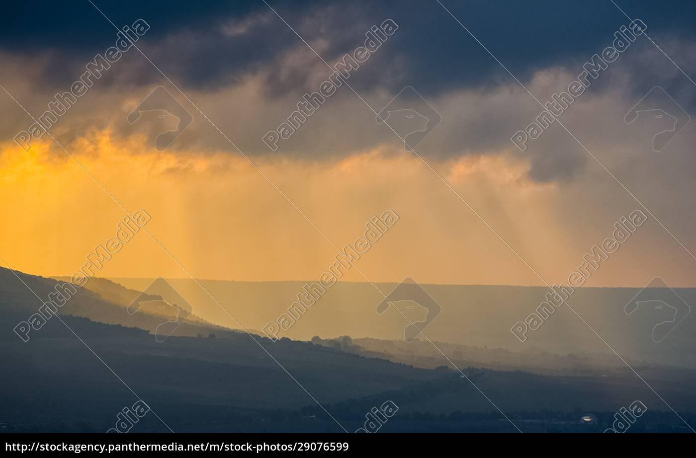 morgendämmerung, in, den, bergen, der, krim. - 29076599