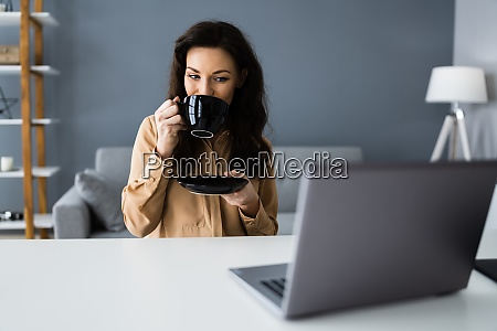 virtuelle kaffeepause online