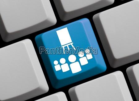 e learning webinar oder virtual