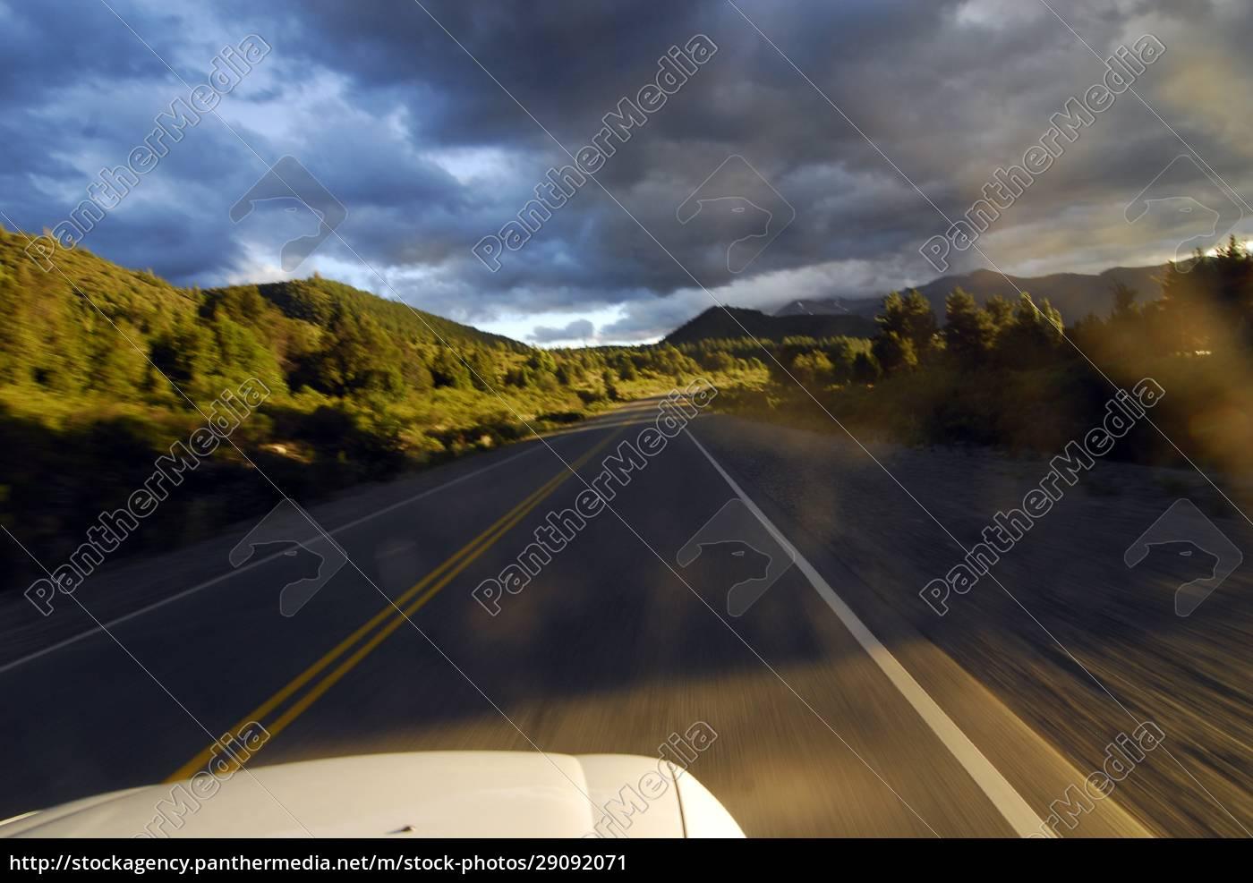 verkehrswege, und, mobilität, in, patagonien, argentinien - 29092071