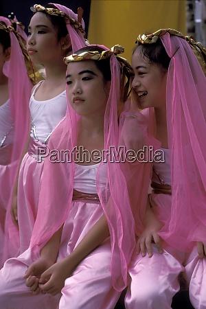 taiwan, taipei, culture, dance - 29094749