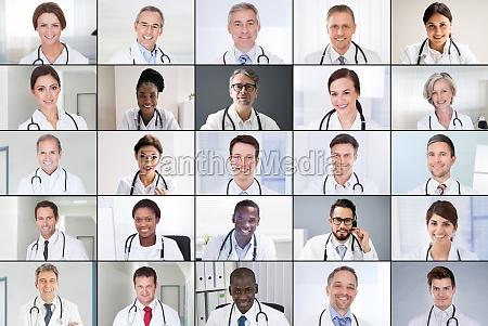 doctor online video konferenz medizinische ausbildung