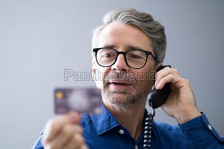 elder senior scam call