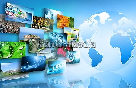 bestes konzept fuer fernseh und internetproduktionstechnik