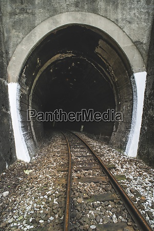 bulgarien eisenbahntunnel