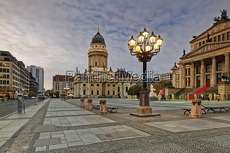 germany, , berlin, , view, to, konzerthaus, and - 29116996