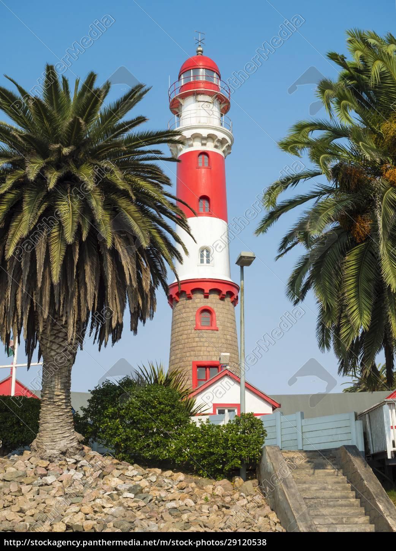 afrika, namibia, swakopmund, leuchtturm - 29120538