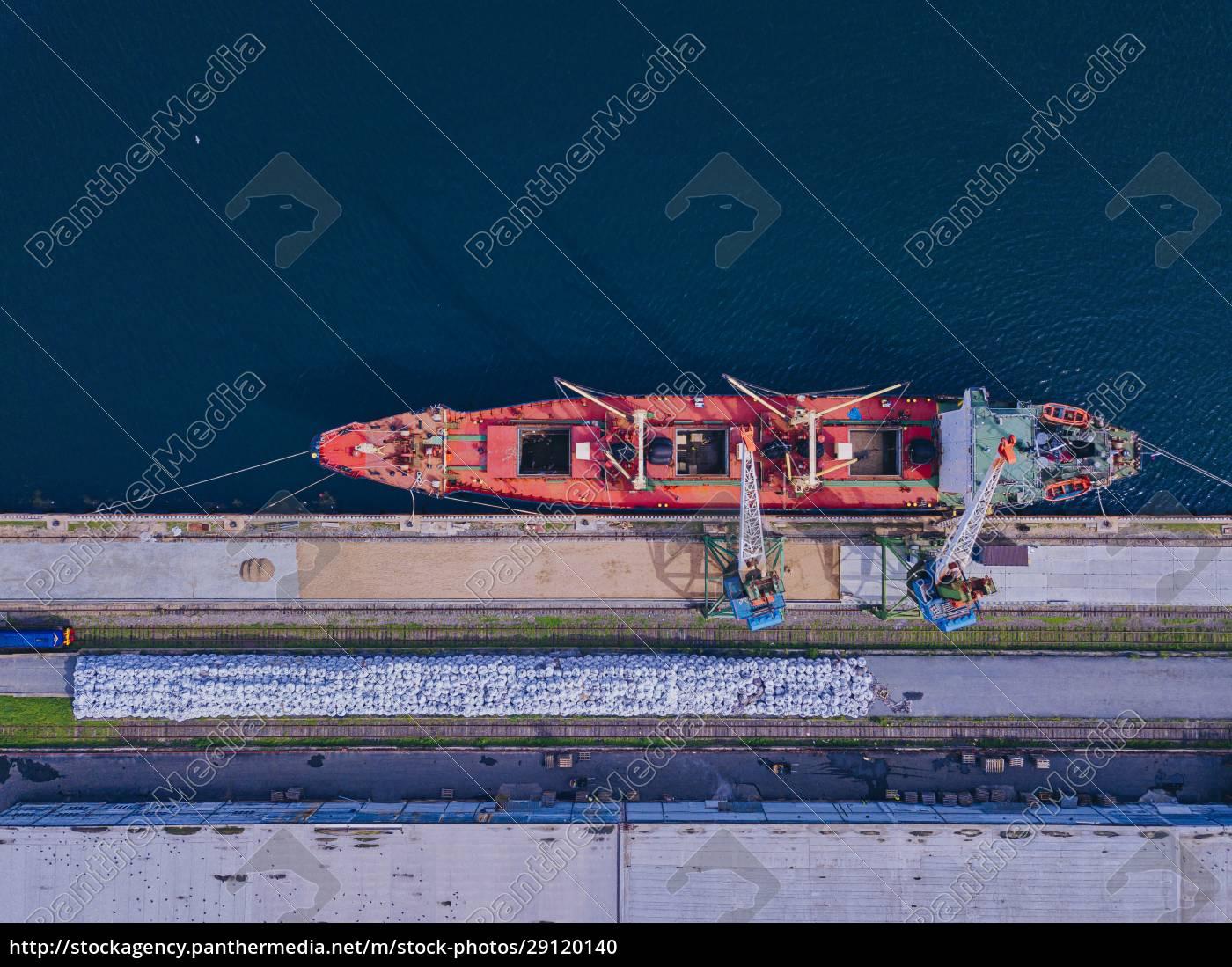 russia, , primorsky, krai, , zarubino, , aerial, view - 29120140