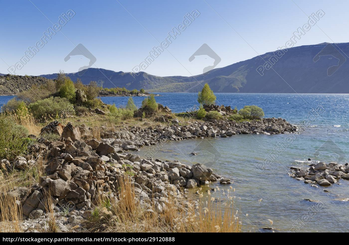turkey, , east, anatolia, , lake, nemrut - 29120888